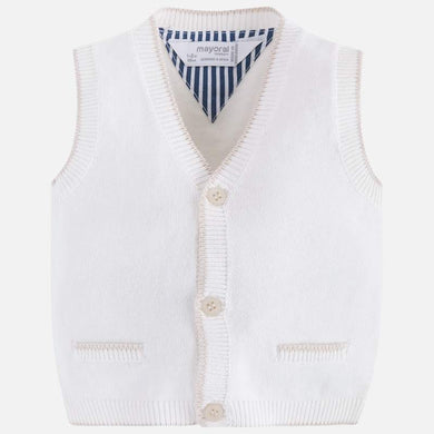 Mayoral Sweater Vest