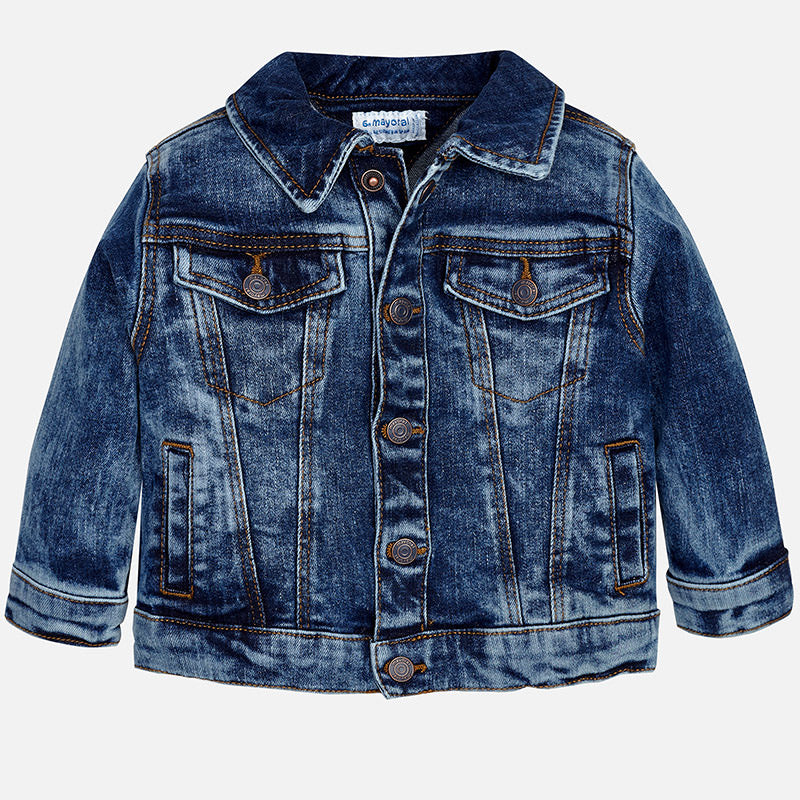 Mayoral Baby Denim jacket
