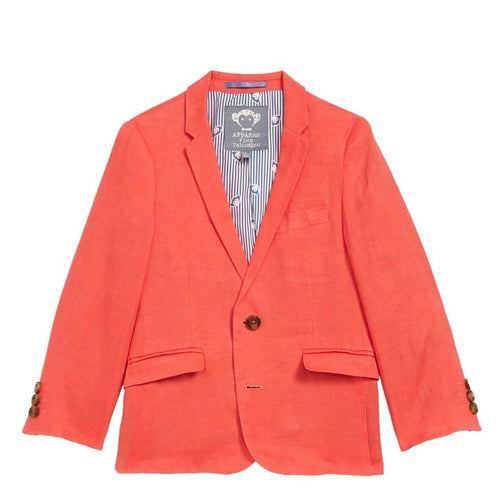 Appaman Orange Blazer
