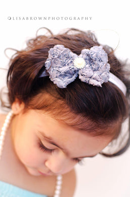 Bow Headband for Toddlers and Children