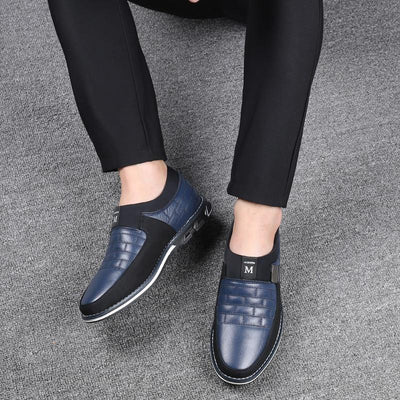 Oxfords Leather Shoes