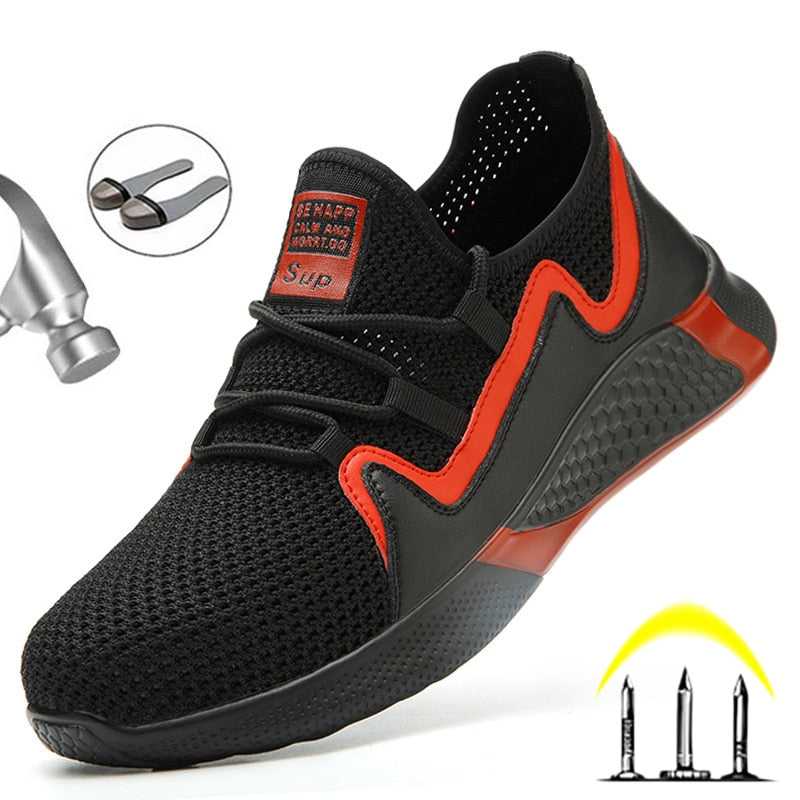 Men's Zeus Reflective Safety Shoe