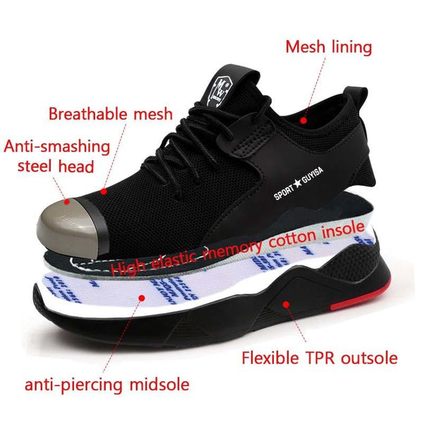 Men's Unbreakable Titan Shoes