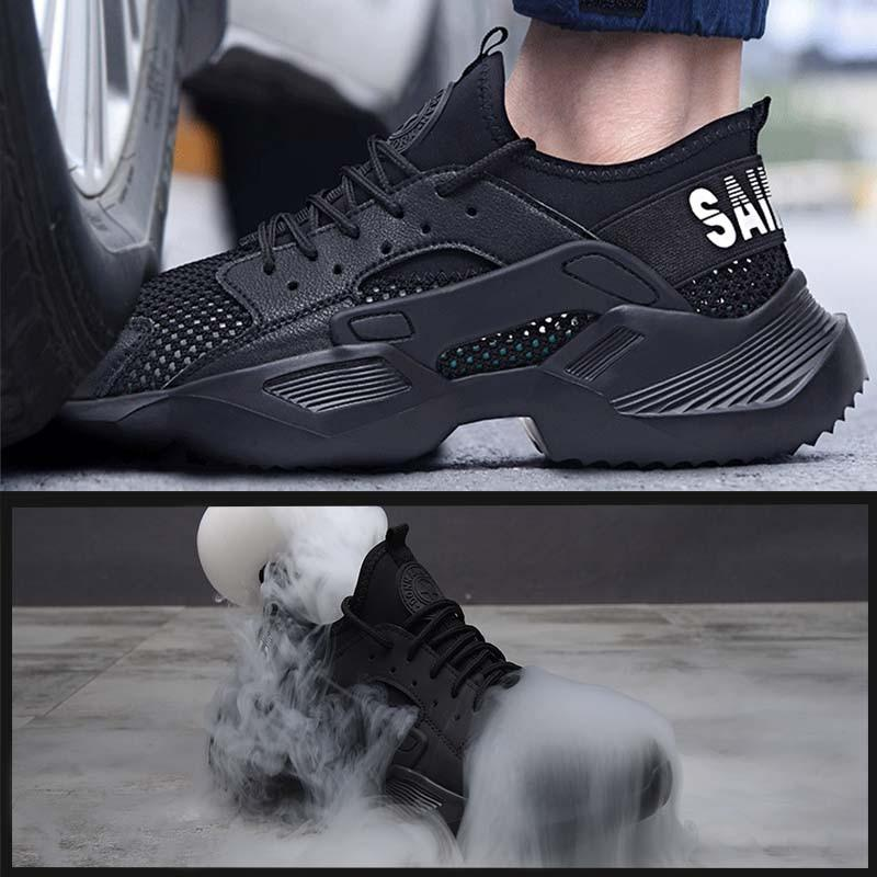 Ultimate Safety Sneaker
