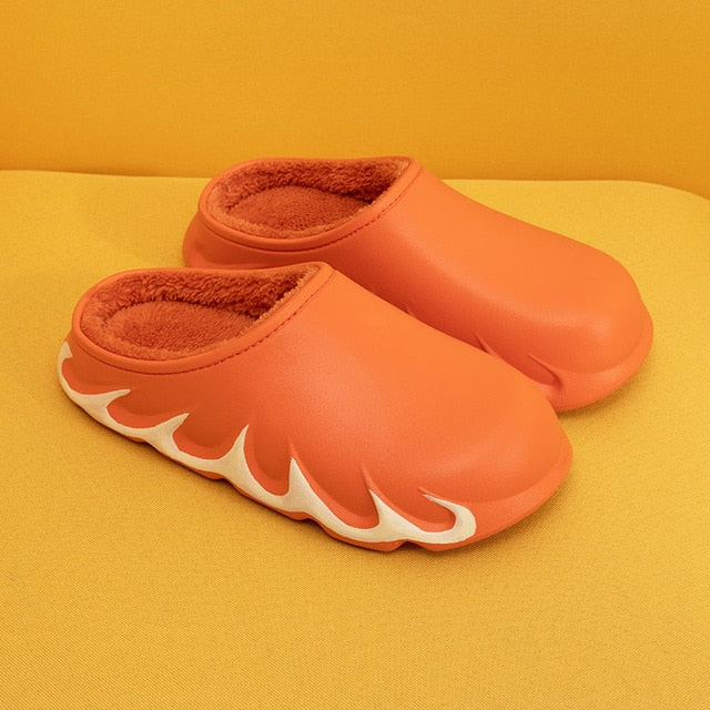 Women's Street Flame Slippers