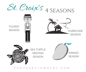 Changing Seasons in the Caribbean