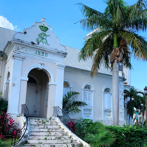 Lutheran Church in Christiansted, St. Croix