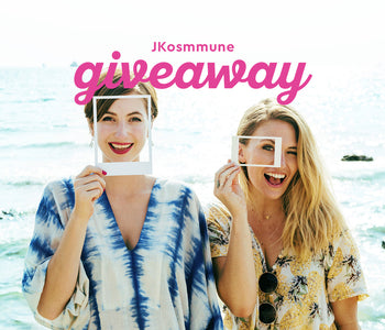 (Archive) JKosmmune Giveaway!
