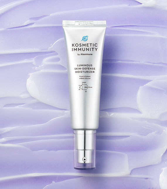 Kosmetic Immunity mBeta Glucan Luminous Skin-Defense Moisturizer