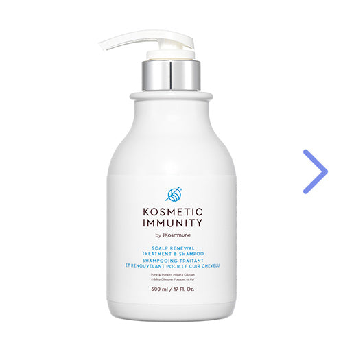 Kosmetic Immunity JKosmmune Beta Glucan all natural Korean skincare and hair care