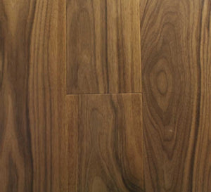 Piso de Madera de Ingeniería Color Exotic Walnut Linea Safari 14mm Caja 2.166mt2