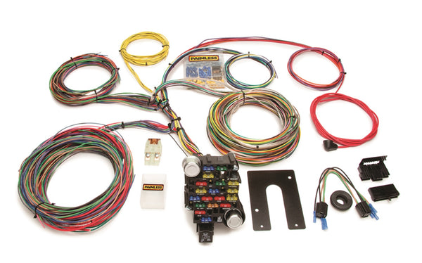 Painless Performance 28-Circuit Universal Harnesses - 10202