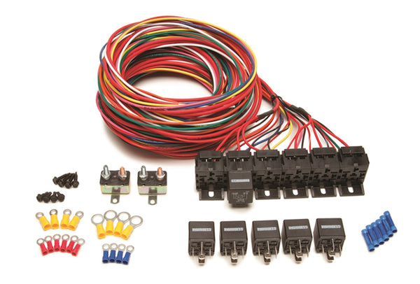 6-Pack Relay Bank - 30108