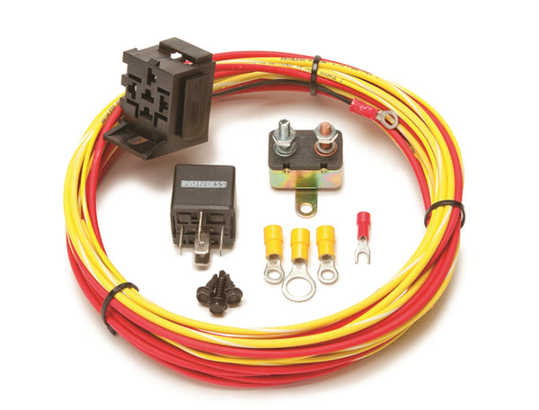 Painless Performance Universal Fuel Pump Relay Kits - 50102