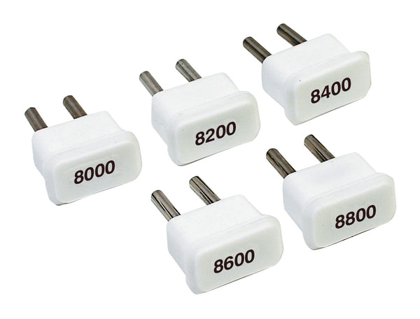 8000 SERIES MODULE KIT, EVEN INCREMENTS-8748
