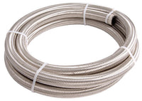 AF100-04-6M - 100 Series Stainless Steel Braided Hose -4AN