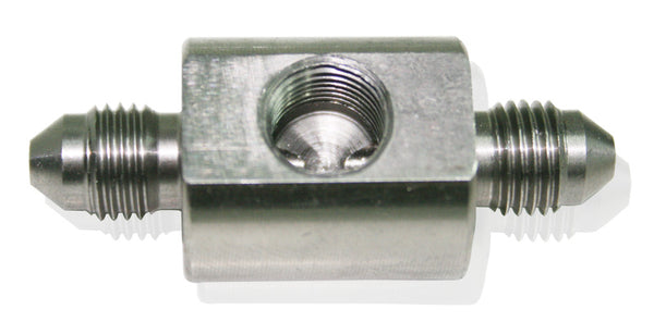 AF334-03 - Stainless Steel Male Flare Union