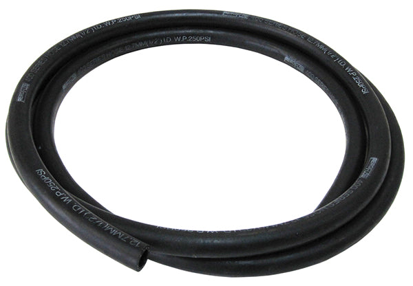 AF400-12-7.5MBLK - 400 Series Push Lock Hose -12AN (Black)