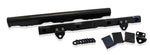 AF64-2007 - Billet EFI Fuel Rail Kit suit Chev LS7 - Blue