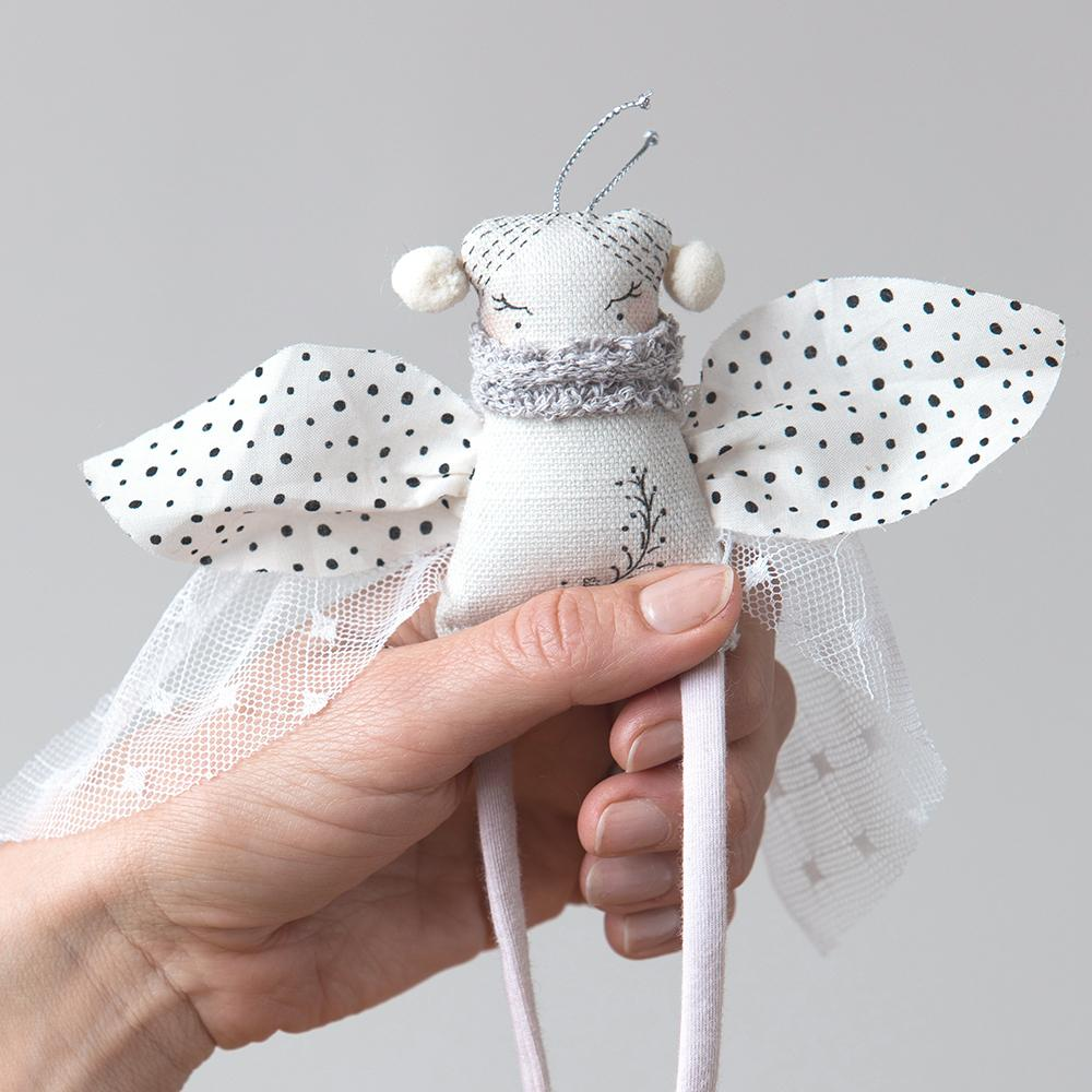 Wish Pixie Doll - 'Poe' - Classic Collection