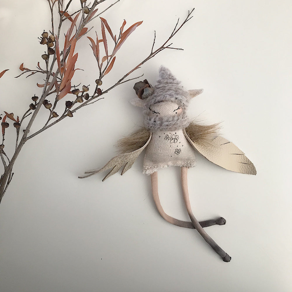 Collectible Wish Pixie - 'June'