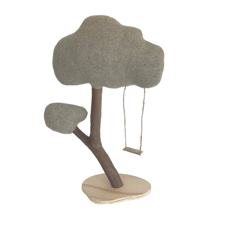 Pixie Swing Tree - Grey 2