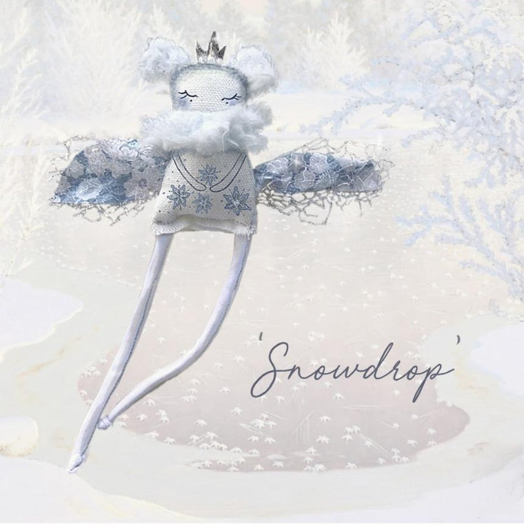 Wish Pixie Doll - Collectible Collection - December 2020, 'Snowdrop'