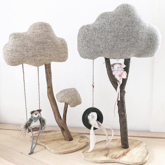 Pixie Swing Tree - Grey 3