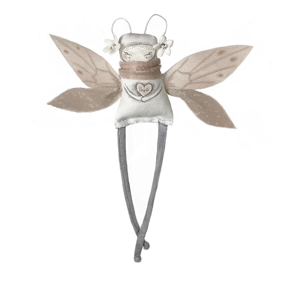 Collectible Wish Pixie - 'Love' (November)