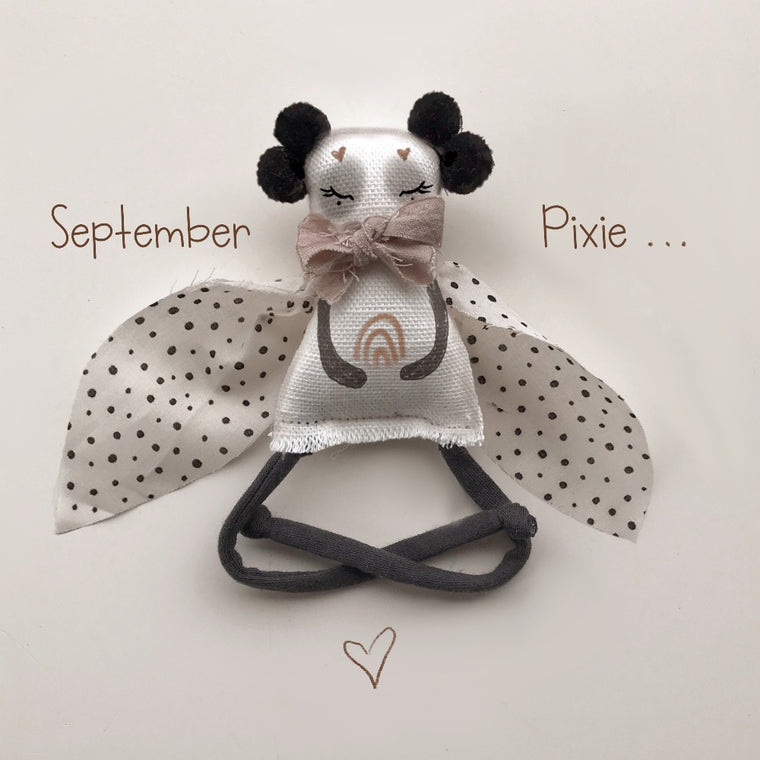 Wish Pixie Doll - Collectible Collection - 'September 2020'