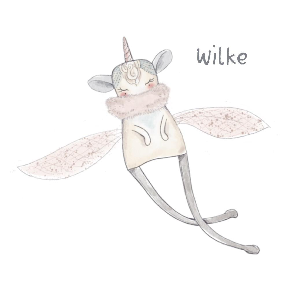 Wall Decal - Pixie - 'Wilke'