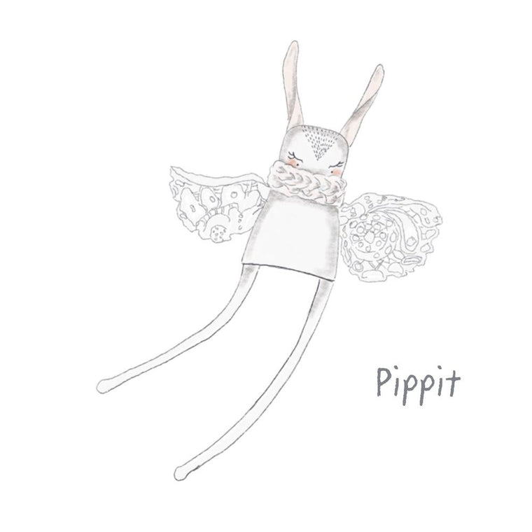 Wall Decal - Pixie - 'Pippit'