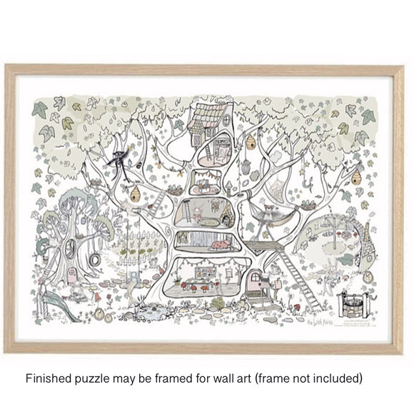 Wish Pixie Jigsaw Puzzle - 'Enchanted Forest'