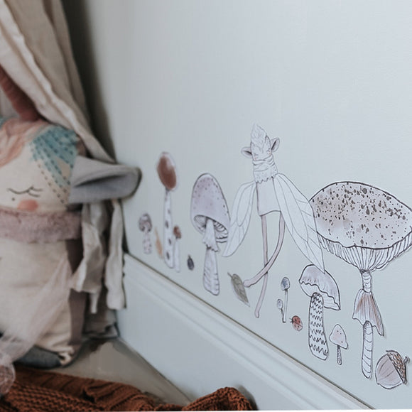 Wall Decals - Pixie Woodland Pack