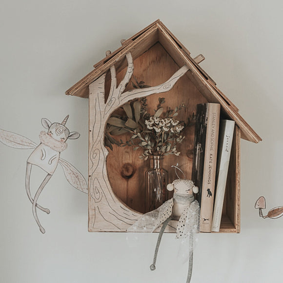 Pixie Treehouse - Small (orders now closed for Christmas delivery)