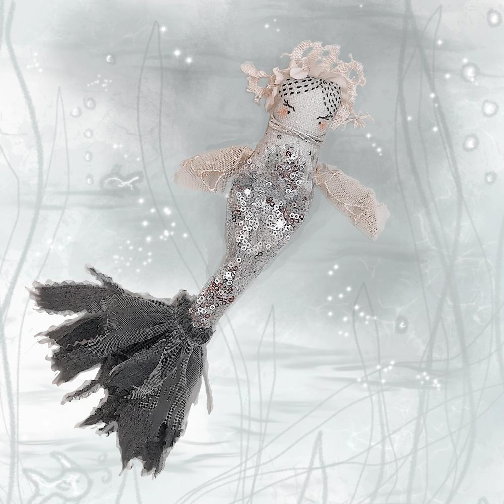 Collectible Wish Pixie - 'December'