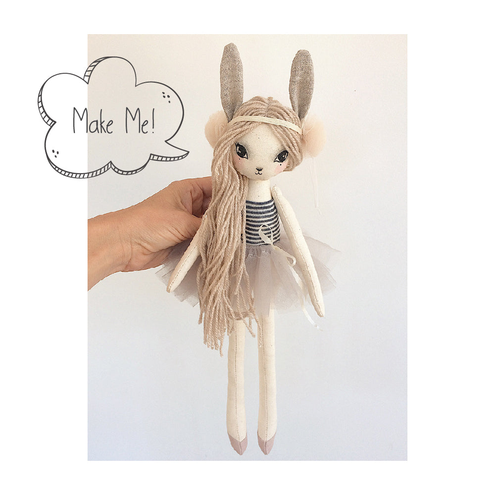 Little Lola DIY Doll Kit