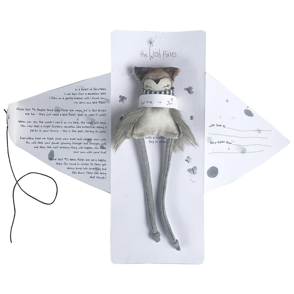 Wish Pixie Doll - 'Owlet' - Classic Collection