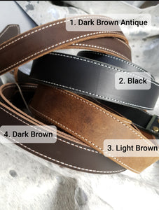 Buffalo Belts