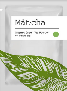 Organic Premium Matcha Green Tea Powder