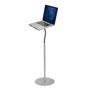 "FLEXTAND ® Captain Adjustable Laptop Stand (MacBook stand)- 36""h"