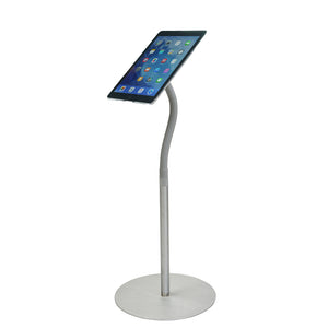"FLEXTAND Skinny Flexible Tablet Stand (iPad Holder)- 24""h Gooseneck with adjustable bracket"