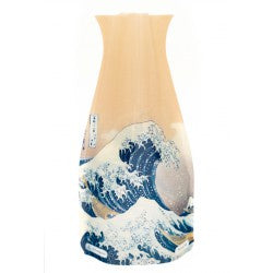 Modgy Vase - The Great Wave