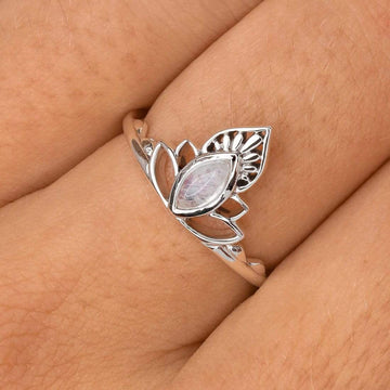 Discovery Moonstone Ring