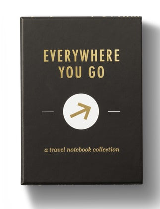 Travel Notebook Set - Everywhere You Go
