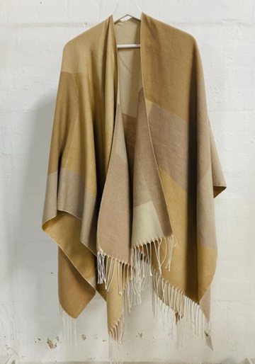 Soft Touch Reversible Serape