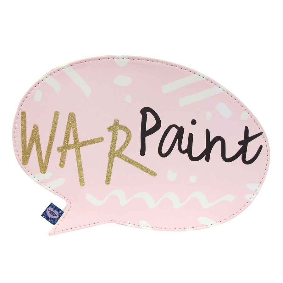 Make Up Bag - War Paint