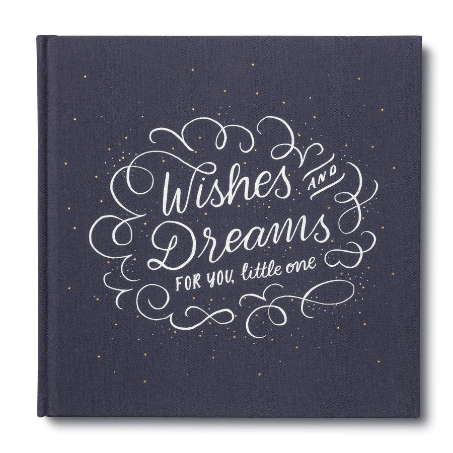 Baby Gift Book Wishes & Dreams For You