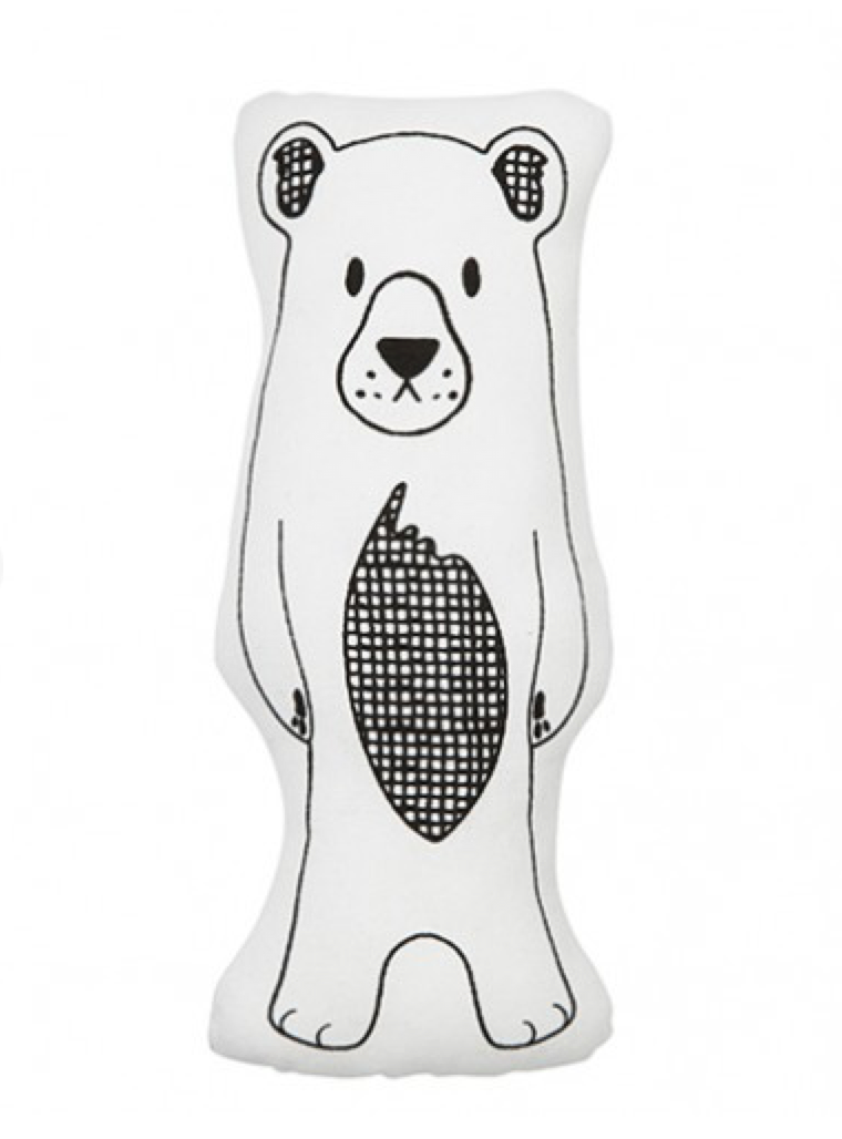 Billie Bear Toy
