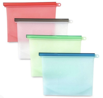 Eco Vita - Silicone Food bags